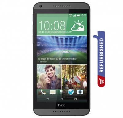 HTC Desire 816 4G Smartphone, Android 5.0, 1.5GB RAM, 8GB Storage, 5.5 Inch LCD2 Display, Dual Camera, Black