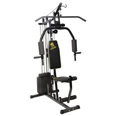Ta Sport Home Gym hg20441a w/100 Lb Plastic Weight or Fabric C @Fs