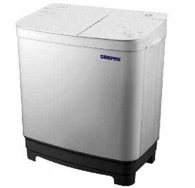 Geepas Semi Automatic Washing Machine GSWM6466, With Low Noise Motor