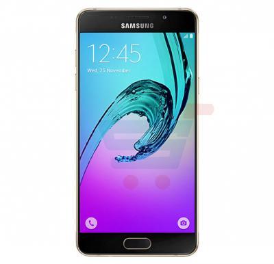 Samsung Galaxy A5 (2016) 4G Smartphone,Android 6.0 Marshmallow,5.2 inch HD Display,2GB RAM,16GB Storage,Octa-Core 1.6GHz,Dual SIM,Dual Camera-Gold