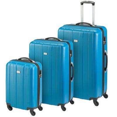 Princess Tahiti Abs Bags 50cm + 66cm + 76cm Blue-8718448049445