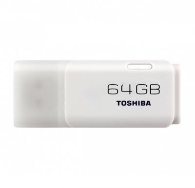 Toshiba USB_Hayabusa 2.0_White 64GB, THN-U202W0640E4