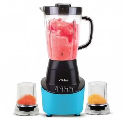 Clikon 3 In 1 Power Blender-350W- Unbreakable CK2155-N - Assorted color