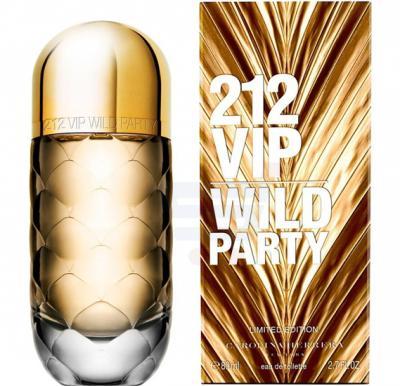 Carolina Herrera 212 Wild Party EDP 80ml For Women