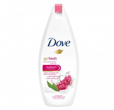 Dove Shower Gel Go Fresh Revive Body Wash, 250ml