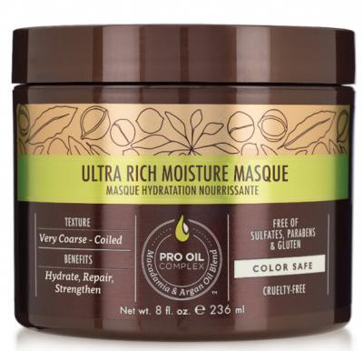Macadamia Ultra Rich Moisture Masque 236ML
