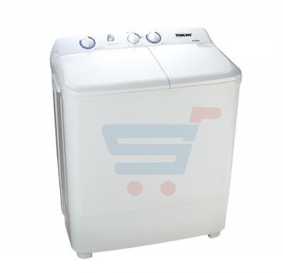 Nikai Semi Automatic Top Load Washing Machine-7kg,NWM700SPN2-White