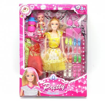 GTC Beauty Doll, PF013B