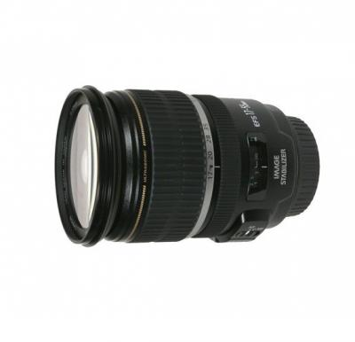 Canon EF-S 17-55mm F/2.8 IS USM Wide-Angle Zoom Lens