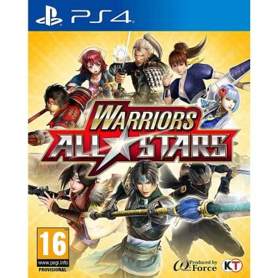 Warriors All Stars PlayStation 4