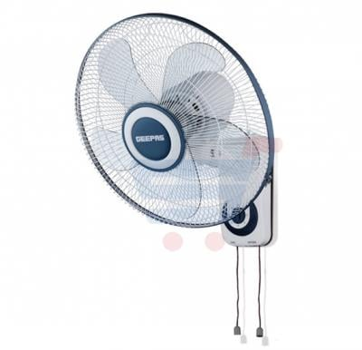 Geepas Wall Fan with 3 speed options GF9483