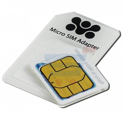 Promate Micro Nano SIM Card Adapter Kit with Sim Remover, UNISIM