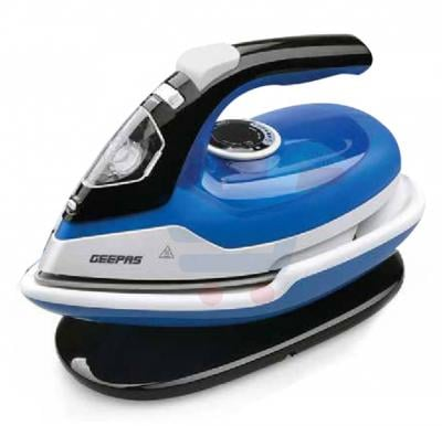 Geepas Cordless Steam Iron GSI7785, Wet & Dry Ironing