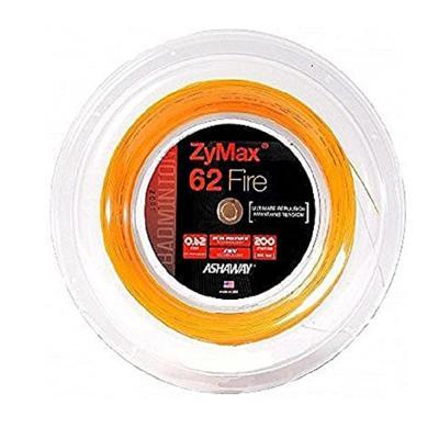 Ashaway Badminton String Zymax 62 Fire Sets