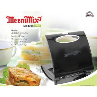 Meenumix Sandwich Maker 700W Super Body, MSM101