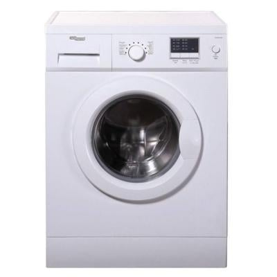 Super General Front Load Washing Machine 6kg SGW6100NLED – White