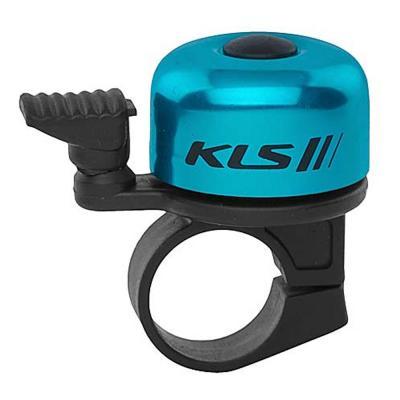 KLS  Bicycle Bell Bang 10 Blue (OEM Packaging)