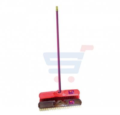 Royalford Broom with Steel handle 1X24 RF5832