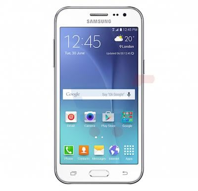 Samsung Galaxy J200H,3G,Android OS,4.7 inch Display,Dual SIM,Dual Camera,Quad Core 1.3GHz Processor-White