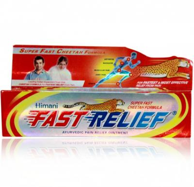 Himani Fast Relief Menthol Balm 25gm - 4035