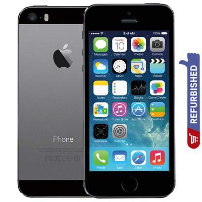 Apple iPhone 5S, 4G, 32GB Storage, iOS 7 - Grey Refurbished