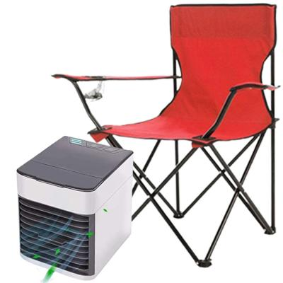 2 In 1 Elony Air Cooler And Generic Camping Chair, 137511863