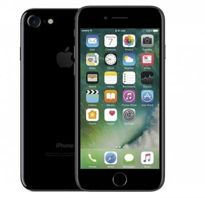 Apple iPhone 7 Black 128GB Storage, Activated