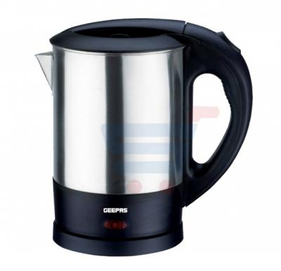 Geepas 1 Liter Electric Kettle With Safety Lock Lid GK5418