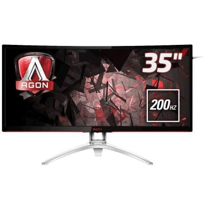 AOC 35inch LED Gaming Computer Monitor, AG352QCX