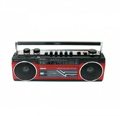 Geepas Radio Casset Recorder With Usb/Sd/Mp3/Bt - GCR13011