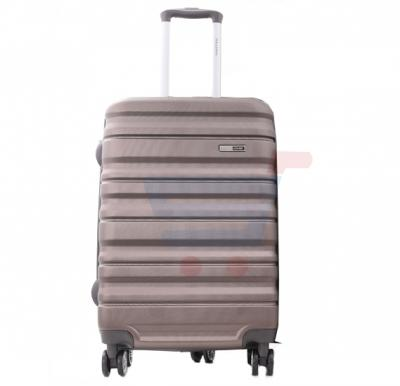 Para John 28 Inch Trolley Luggage, Coffee- PJTR3079