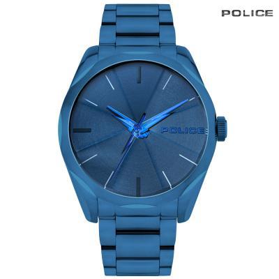 Police Raglan Mens Watch, PL15712JSBL.03M