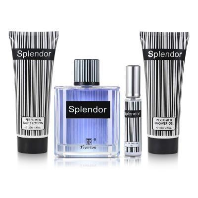 Tiverton Splendor perfume gift set for Men