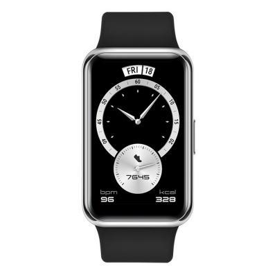 Huawei Watch Fit Elegent Edition Midnight Black