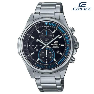 Edifice EFR-S572D-1AVUDF Analogue Watches for Men, Silver