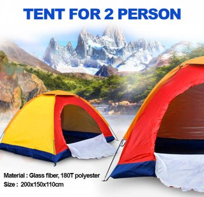 Tent for 2 Person - PT-9526