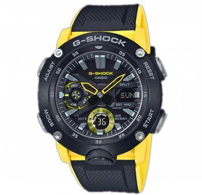 Casio G-Shock Digital Analog Watch For Men, GA-2000SU-1ADR