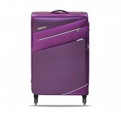 American Tourister Fiji 83CM Plum Spinner Luggage - 30O091009