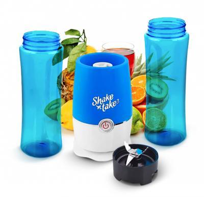 Shake N take Smoothie Blender With 2 Jar, EA-809