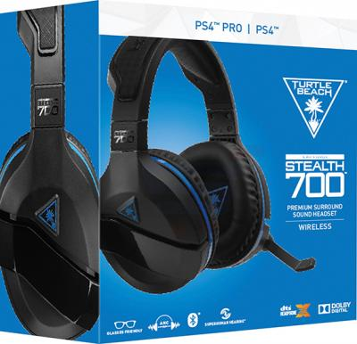Turtle Beach Stealth 700 Premium Wireless Surround Sound Gaming Headset
