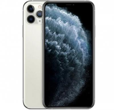 Apple iPhone 11 Pro Max With FaceTime Silver 512GB 4G LTE