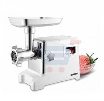Geepas Meat Grinder GMG1911, Capacity 2Kg/min & Reverse Function