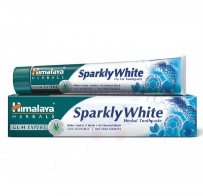 Himalaya Sparkly White Tooth Paste 100 ML - NHO0022