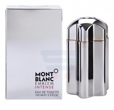 Mont Blanc Emblem Intense  Edt 100 ml Spy For Men