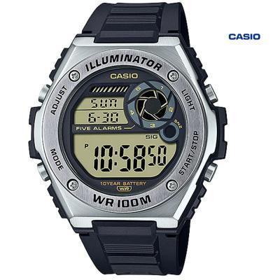 Casio MWD-100H-9AVDF Digital Watch For Men, Black