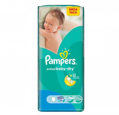 Pampers Active Baby  CP No.6 XXL (16+kg) 84pcs