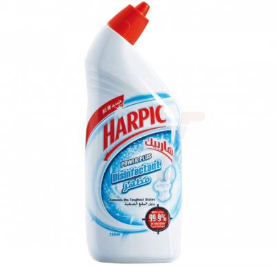 Harpic Power Plus Disinfectant Liquid Toilet Cleaner 750ml