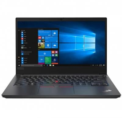 Lenovo E15 Notebook, 15.6 inch Full HD Display, Intel I5 10210U Processor, 4GB RAM, 1TB HDD, Windows 10 Pro, Black