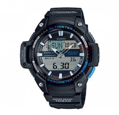 Casio G Shock SGW-450H-1ADR  Analog Digital Watch For Men -Black