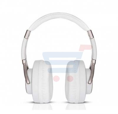 Motorola Pulse Max Wired Headset White